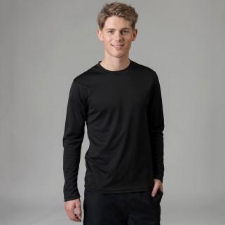 Cool Technical Long Sleeve T-shirt Men